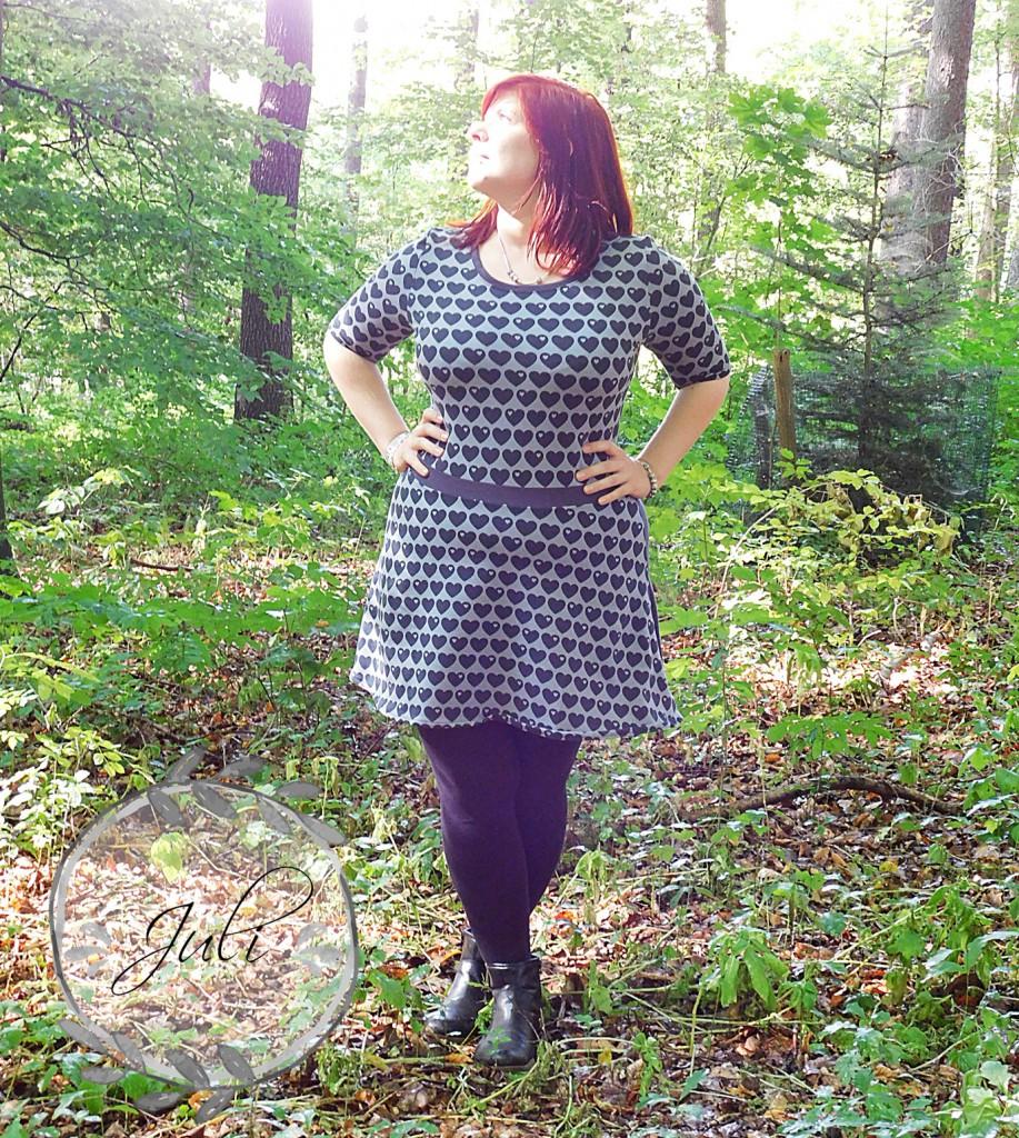 Jerseykleid Ella