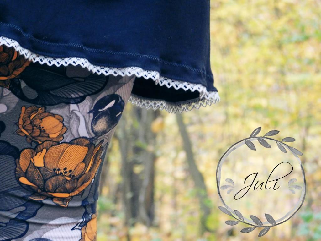 Herbst Leggings