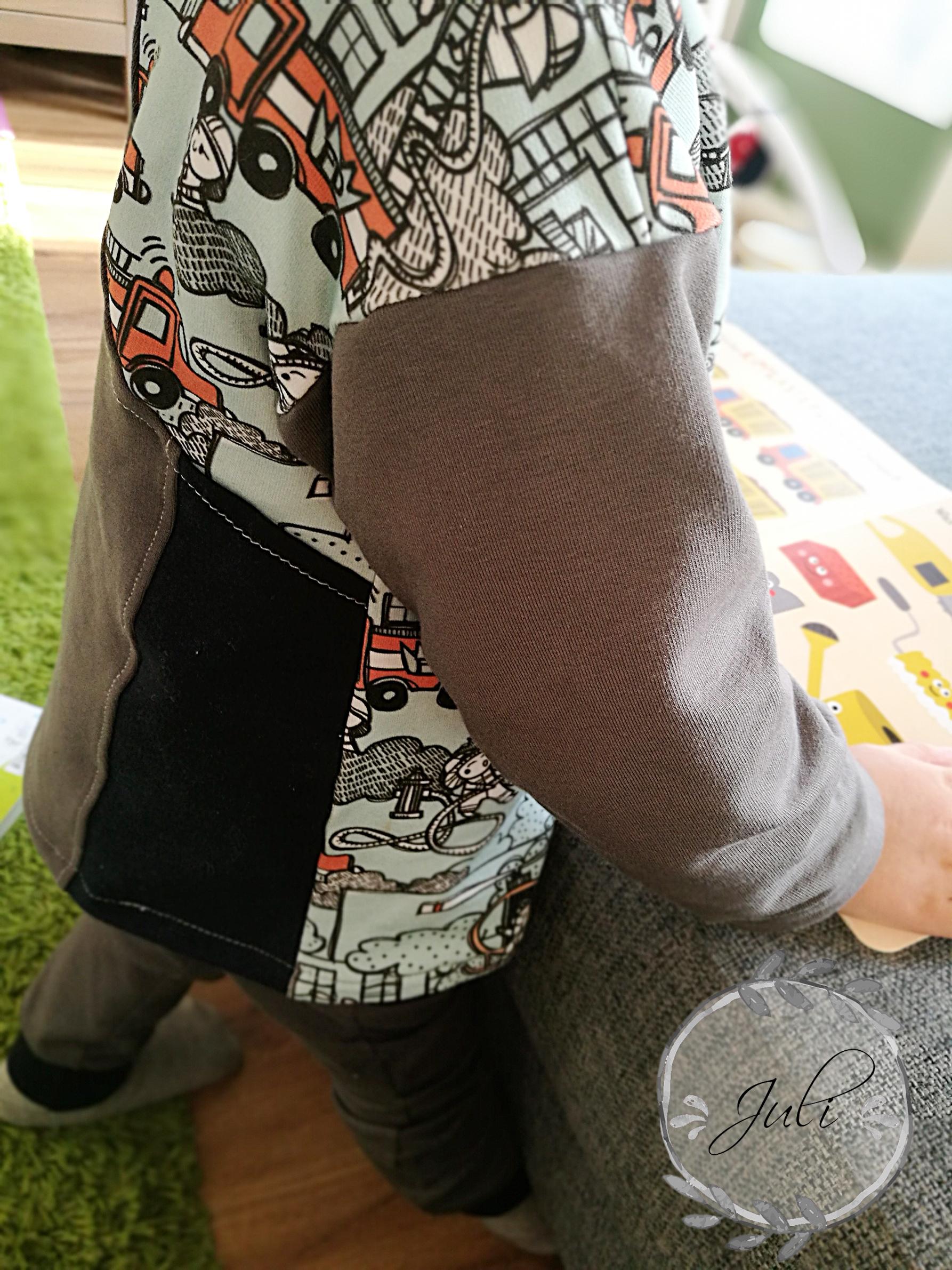 Oversize Pullover Enna
